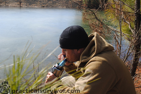 survival water filter
